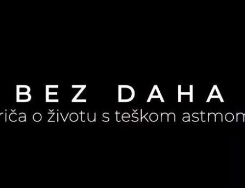 Predstavljen dokumentarni film Bez daha